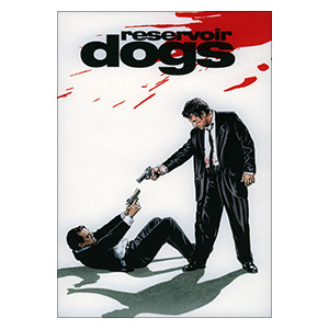 Reservoir Dogs. Размер: 35 х 50 см